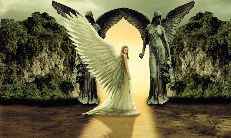 Biblical angels, myths and misconceptions about angels