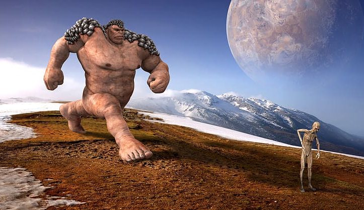 Giants, Biblical facts
