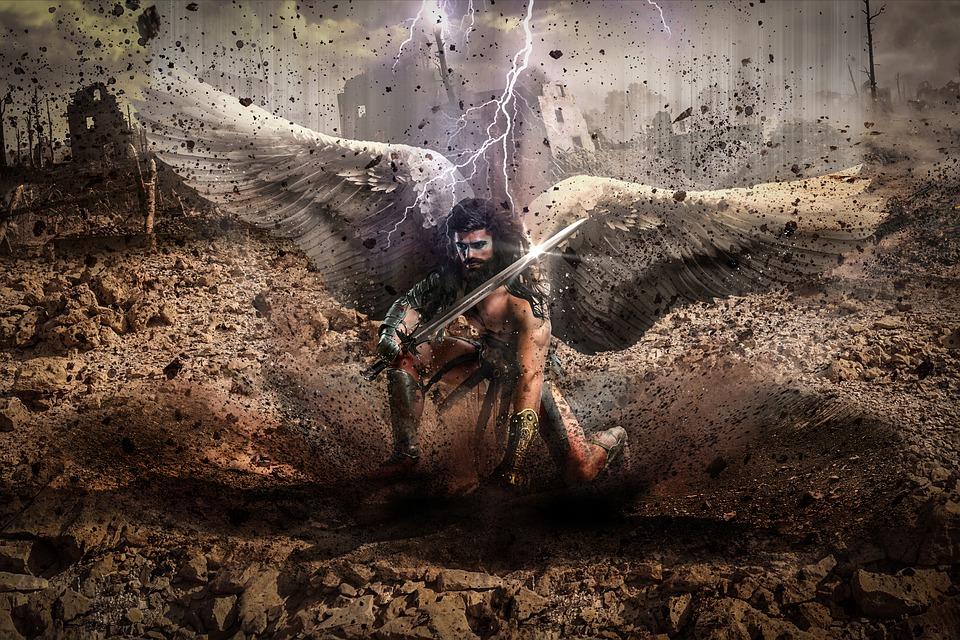 Archangel, Biblical angels