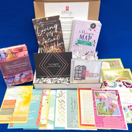 Christian Gifts for Women, Subscription Box