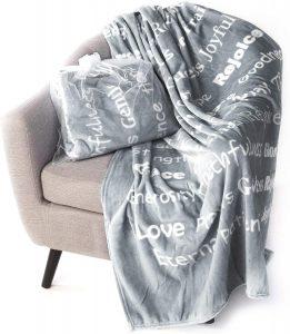 Inspirational Blanket