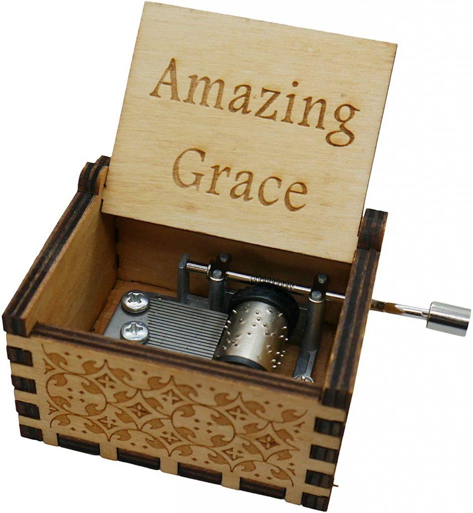 Music Box, Amazing Grace