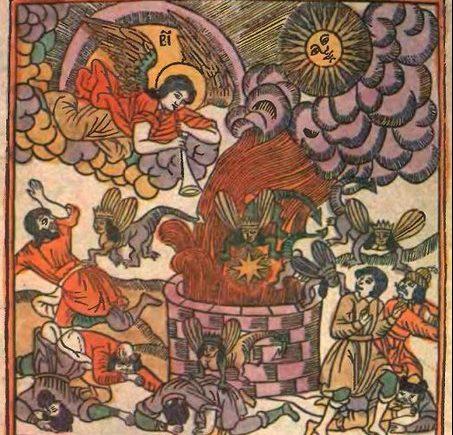 Fifth trumpet, Revelation, Apocalypse