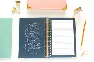 Prayer Journal Christian Gifts for Women