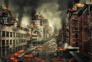 SIgns of the end times, disasters