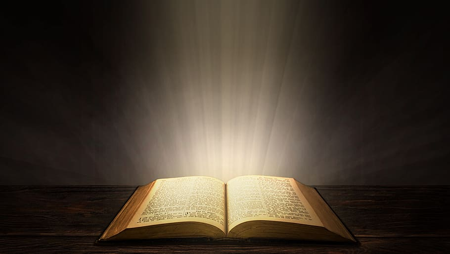 Bible, powerful, Bible verses about the Holy Spirit