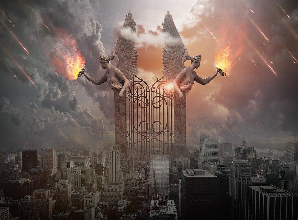 Angels Apocalypse Angels Of The Apocalypse