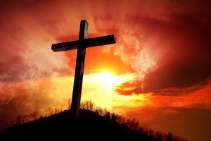 the Latin Cross