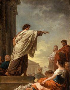 Apostle Paul, Preaching