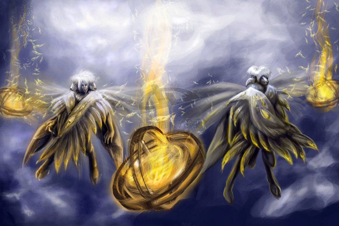 Prophcy, Bible, Angels