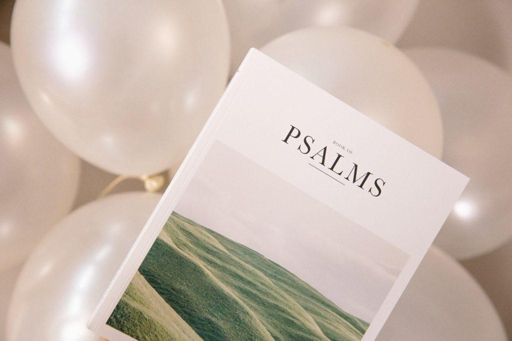 Finding Your Faith Declaration In Psalm 27 KJV