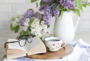 Reading, Books, Coffee