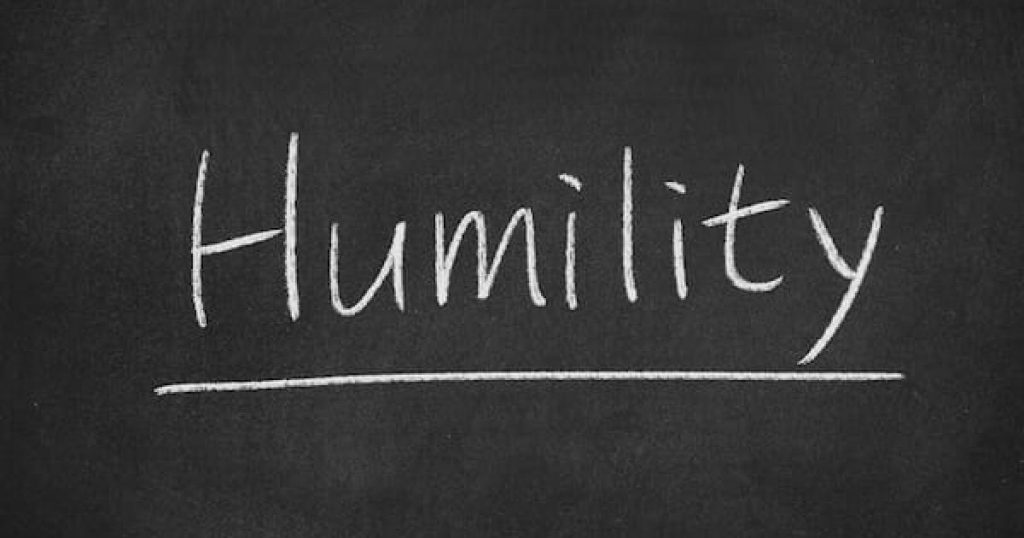 Inspiring Stories About Humility In The Bible