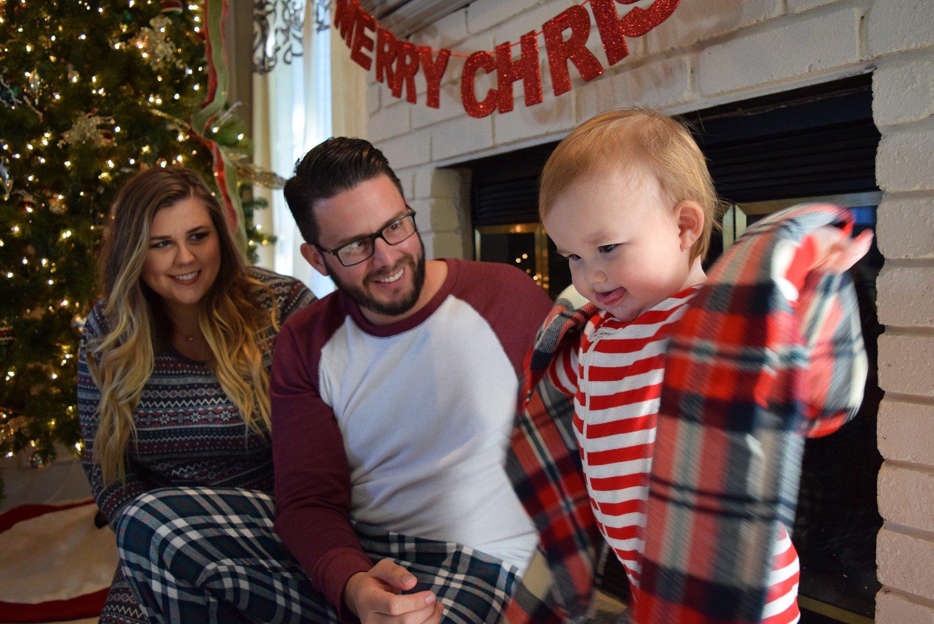 Christmas, family
