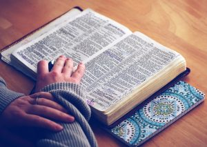 born again Christian, Bible