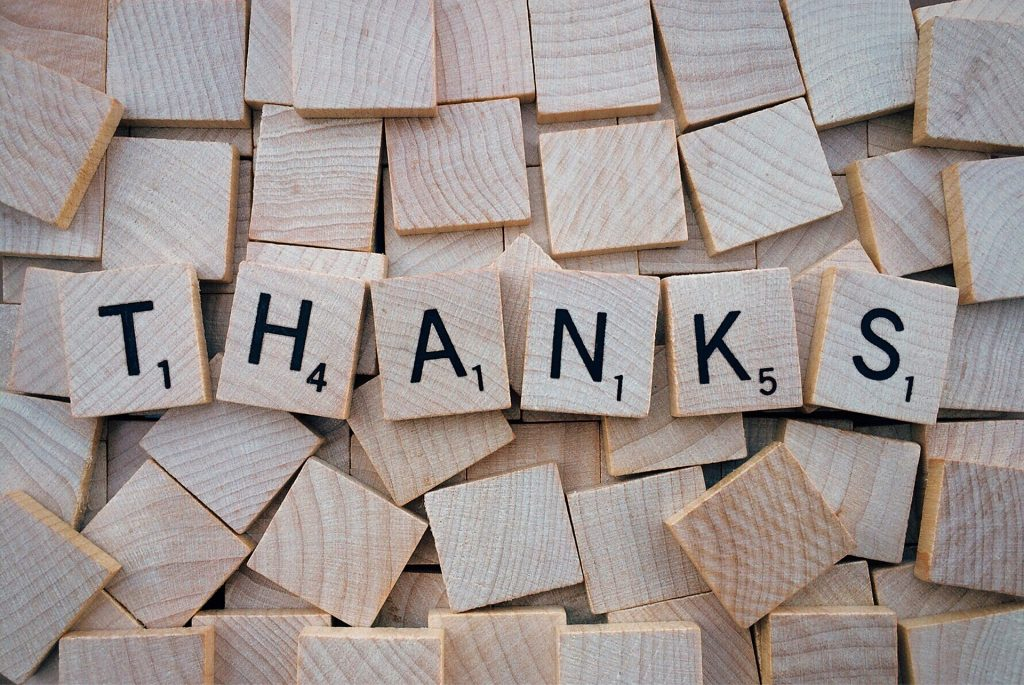 20 Reasons Why Giving Thanks Is Important