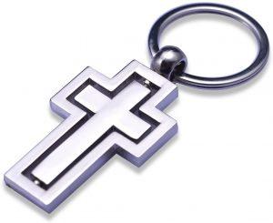 Cross Keychain, Cross, Keychain