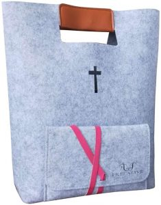 Bible Tote Bag, Christian Gift