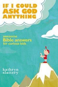Bible Answers, Book, Kids