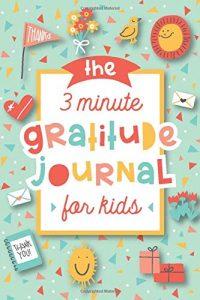 Gratitude Journal, Kids