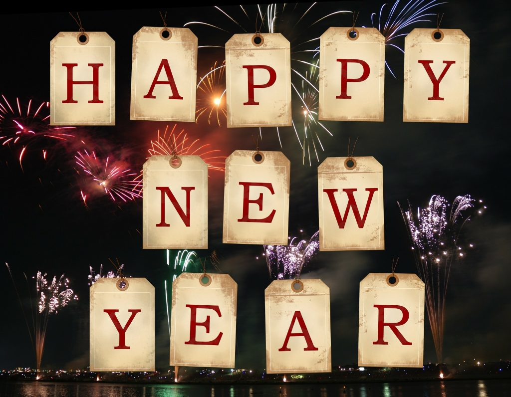 Find Hope And Blessings With A New Year Prayer
